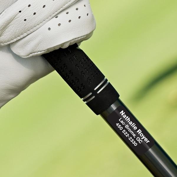 étiquettes autocollantes personnalisées golf cestamoi