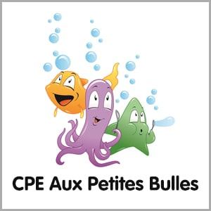 logo CPE Petites Bulle